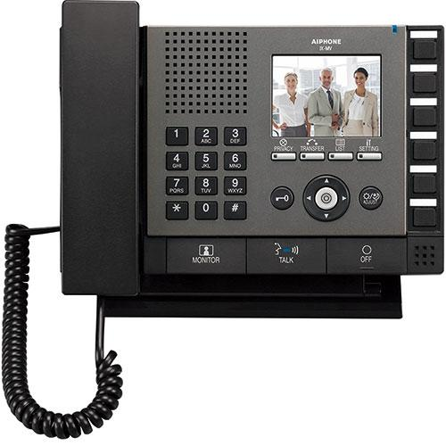 AIPHONE IX-MV Addressable Video Master Station