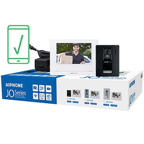 Jo Series Mobile Ready Box Set, Standard Surface-Mount
