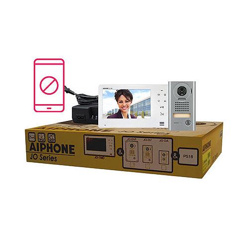 Aiphone JO Series: 7-Inch Touch Button Video Intercom
