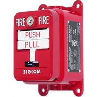 SigCom SGX-32SK1-SC Pull Station