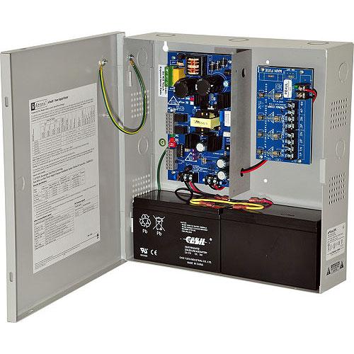 12/24vdc @ 2a, 4 Fuse, Fai, 220v In  Power Supply
