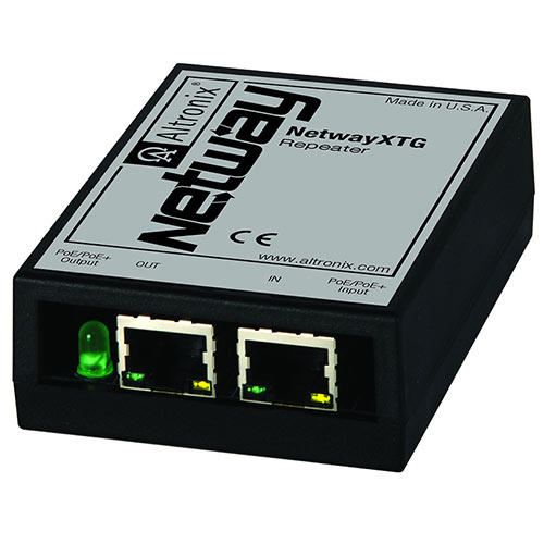 1g Ethernet Repeat Poe/Poe