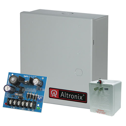 ALTRONIX POWER SUPPLY/CHARGER KIT