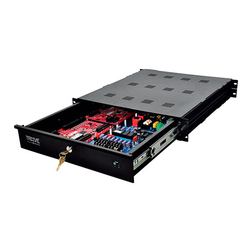 Altronix T1RM3F4 4-Door Mercury Access & Power Integration Kit - Trove1M1R with eFlow6NB, ACM4, PDS8, VR6, Trove1 Series