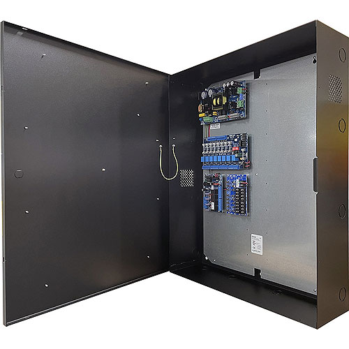 Altronix T2CVK7F10 10-Door CDVI Access & Power Integration Kit - Trove2CV2 with eFlow104NB, ACM8, ACM4, PD8UL, Trove2 Series