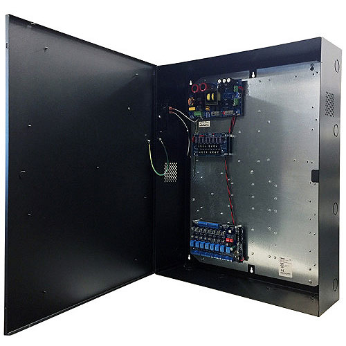 Altronix T2SK7F8 8-Door Software House Access & Power Integration Kit - Trove2SH2 with eFlow104NB, ACM8, VR6, PDS8, RSB2