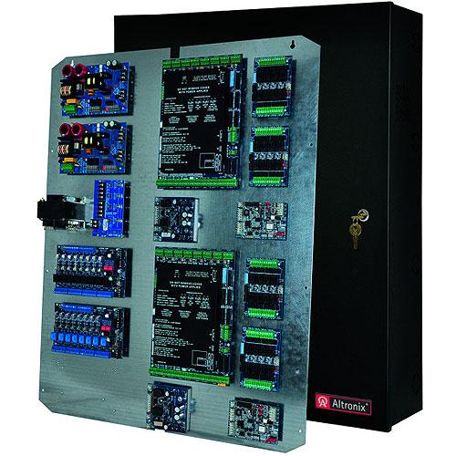 Altronix TROVE3KA3 Keyscan Access & Power Integration Enclosure with Backplane, Trove 3 Series