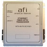 Afi Two Fiber Module FX Multimode SC Connector