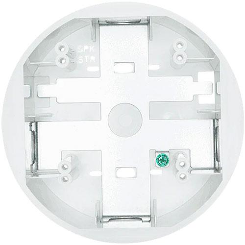 System Sensor SBBCWL Mounting Box for Chime, Strobe - White