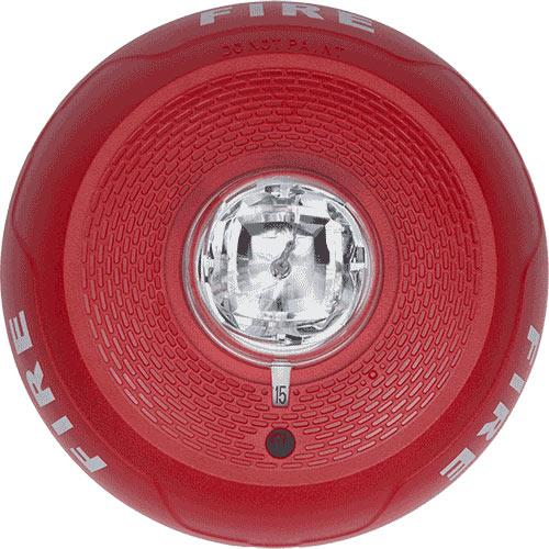 Indoor Ceiling-Mount Strobe - Red