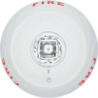 INDOOR CEILING-MOUNT STROBE - WHITE