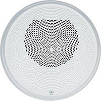 System Sensor SPCWL L-Series Indoor SelectableOutput Speaker, Ceilling Mount, High Fidelity, White