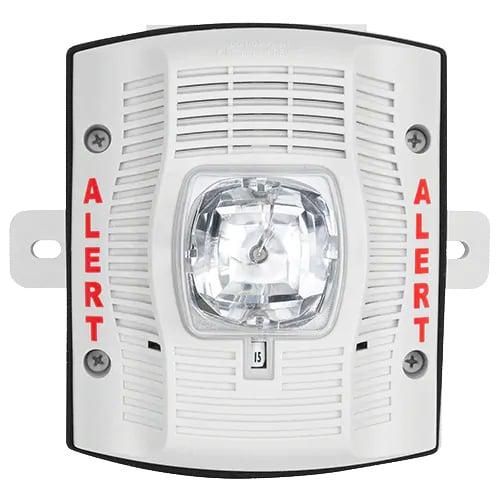 System Sensor SpectrAlert Advance SPSWK-CLR-ALERT Horn/Strobe