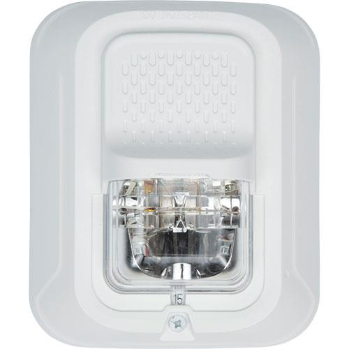 System Sensor SWL-P L-Series Unmarked Strobe, White