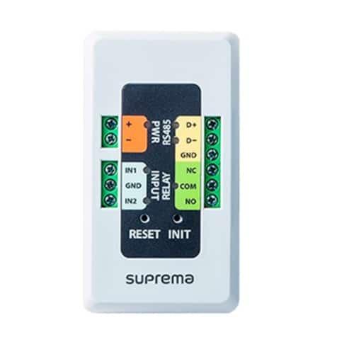 Suprema SIOV2 Secure IO 2 Compact Single Door Module