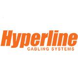 Hyperline UTP4-C5E-SOLID-CMR-WH-305 Category 5E Riser, UTP, 24 AWG, 305 Meter/1000 FT Pull Box, Wjite