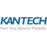 Kantech Mounting Plate for Exit Device - White