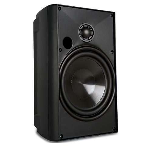 Proficient Audio AW400 2-way Speaker - 100 W RMS - Black