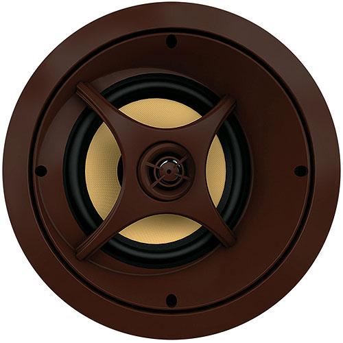 Proficient Audio C675S In-ceiling Speaker - 125 W RMS - Dark Brown