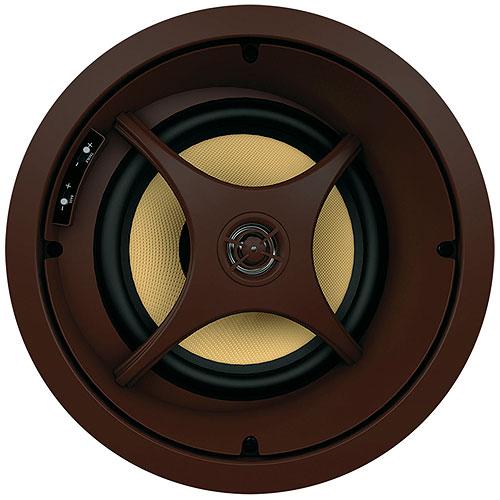 Proficient Audio C875S In-ceiling Speaker - 175 W RMS - Dark Brown