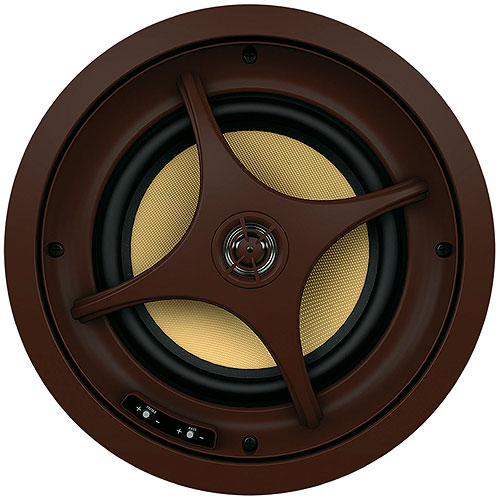 Proficient Audio C895S In-ceiling Speaker - 175 W RMS - Dark Brown