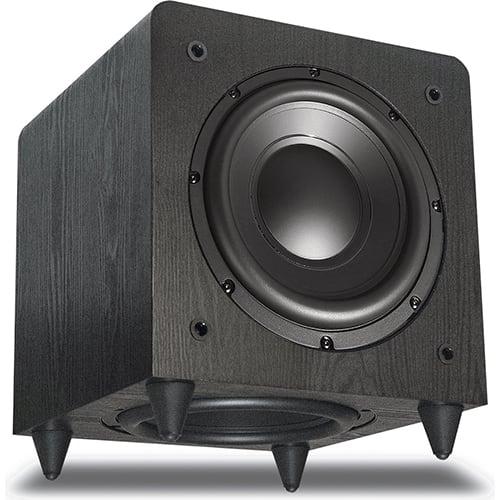 Proficient Audio Protege FS10 Subwoofer System - 250 W RMS - Black