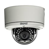 Ganz ZC-DNT8312NBA-IR 600TVL Outdoor IR Vandal Dome, 3.3-12mm Computar IR Coated Auto-Iris Varifocal lens