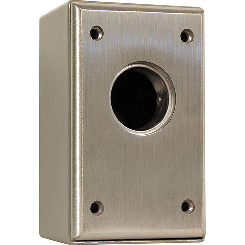 Camden Key Switches - Cast Aluminum Faceplate and Surface Box