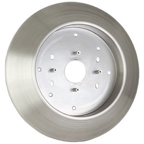 """4.5"""" Round Stainless Enclosure"""