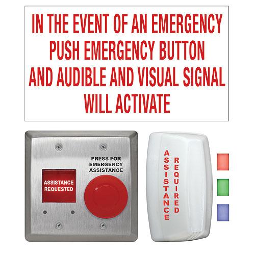 Camden CX-WEC10 Emergency Call Kit