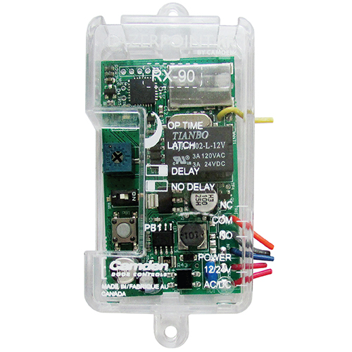 Advanced, Compact Single Relay Receiver