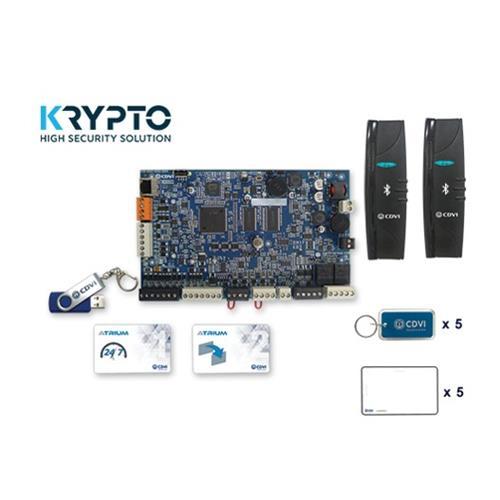 CDVI A22K1BTNB Mobile Credentials Krypto Mobile-Pass Kit -No Box