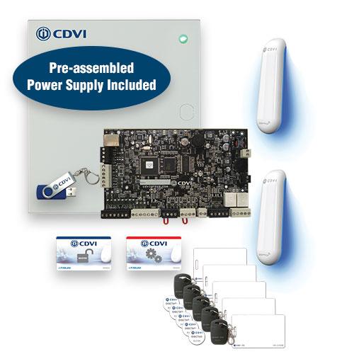 CDVI A22KITSTW Atrium 2-Door STARPW Reader Kit