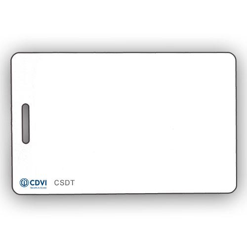 CDVI CSDT Dual Technology Clamshell Card