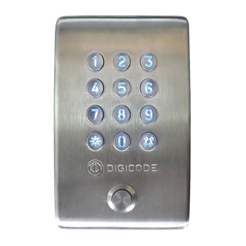 CDVI KCIEN Keypad with Request to Enter Button