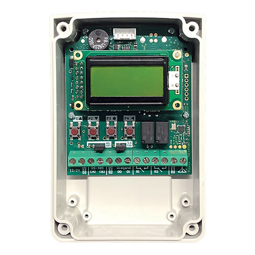 CDVI WRAES RADIUM AES128 Encrypted Wireless Receiver