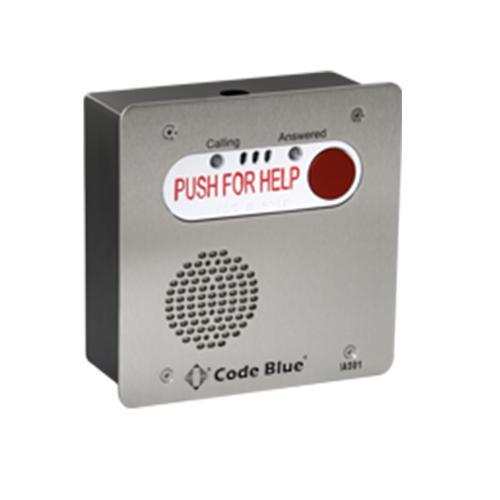 INTERACT 501-S FLSH-MNT SPKRPHN W/PSH FR HLP BTN