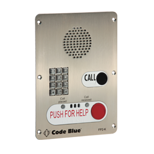 I5000 2 Btn/Keypad Psh Fr Hlp Bez
