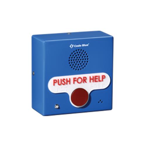IP1500 SFTY BLU W/PSH FR HLP BEZ