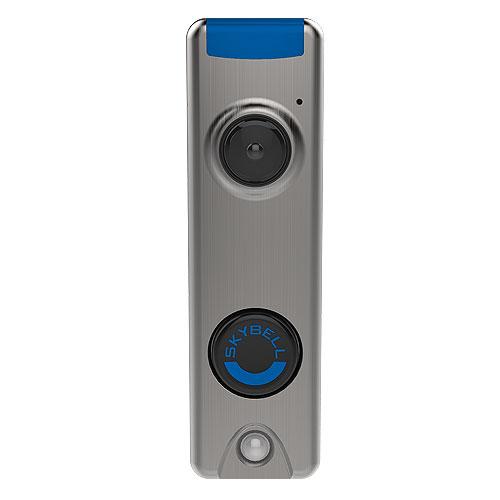 Resideo DBCAM-TRIM2 SkyBell Trim 2 Wi-Fi Video Doorbell, Silver