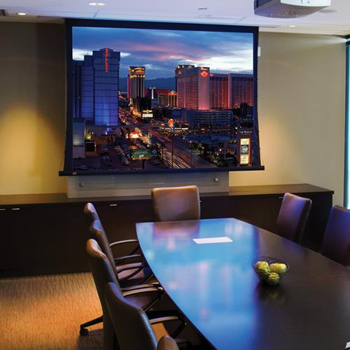 """Draper Access FIT 92"""" Electric Projection Screen"""