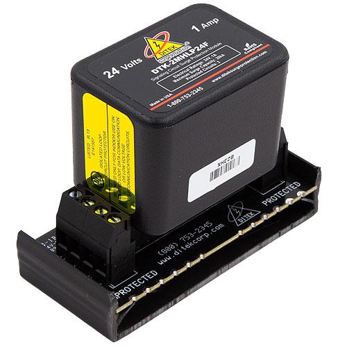 DITEK DTK-2MHLPF Alarm Control Panel Surge Protector Module with Base