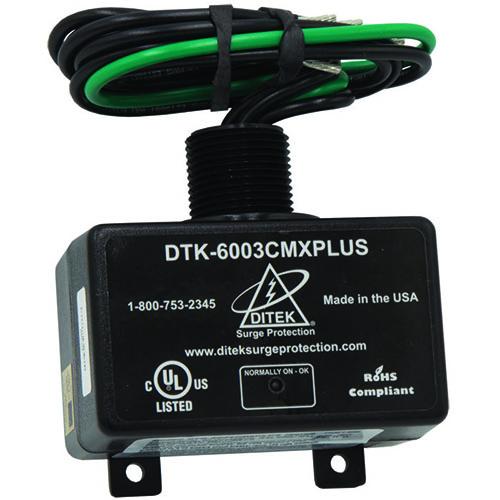 DITEK DTK-6003CMXPLUS Surge Suppressor/Protector