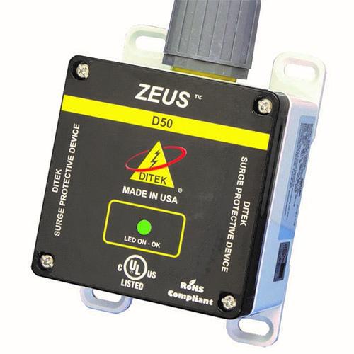 DITEK ZEUS D50-120/240HL Surge Suppressor/Protector