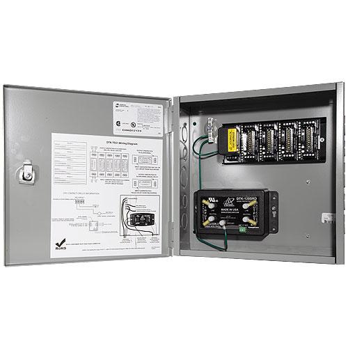 DITEK Alarm Panel Protector 120SRD 5 Module Base
