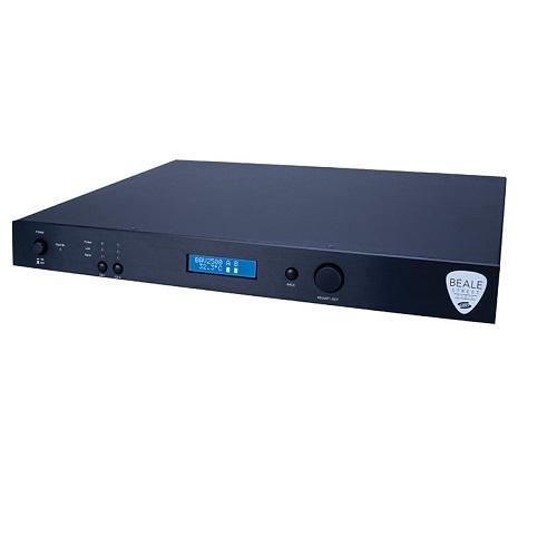 Beale BAV2500 2Ch 8OHM/70V 500W Amplifier