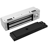 3101C Series Delay Egress Electromagnetic Lock for Single Outswing Door with DSM, Satin Aluminum