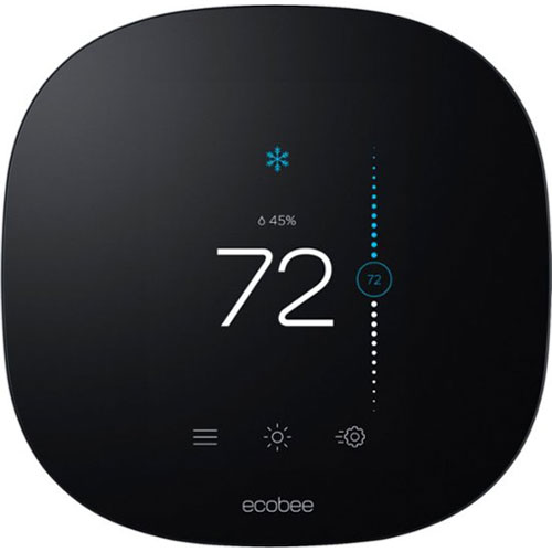 ecobee EB-STATE3LTP-02 3 Lite Pro Smart Thermostat