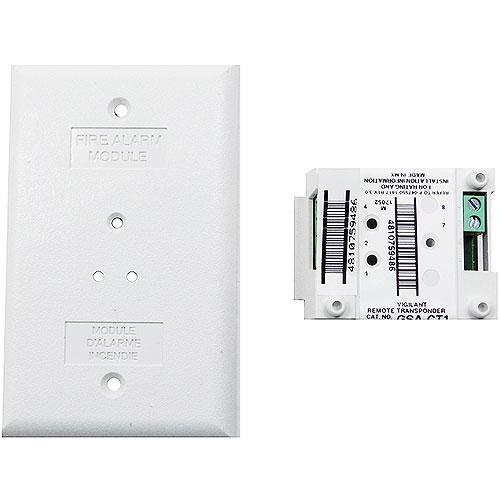 Vigilant Single Input Module - UL/ULC Listed