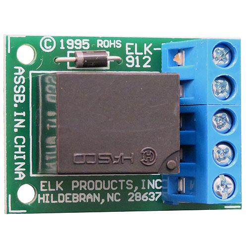ELK ELK-912-12 Relay Module